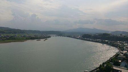 杵築城からの景色.jpg